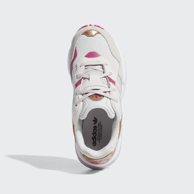 Topanky Adidas Originals Yung-96 Dievcenske Siva/Nachový/Ruzove | SK-MBIQCL43