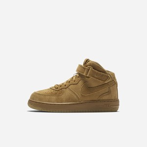 Lifestyle Topánky Nike Air Force 1 Mid LV8 Chlapcenske (Younger Kids) Hnede/SvetloHnede [SK247YOG]